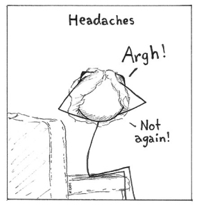 Headache is a POTS symptom