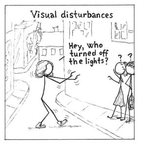 Visual_Disturbance